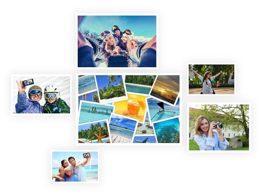 picture to video collage 2 - Picture to video maker