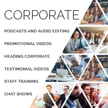 corporate product image - 25 Easy Promo Video Ideas