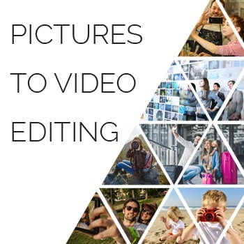 image to video product image - Pictures to Video editing service