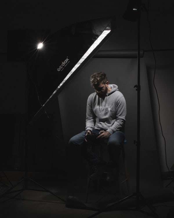 Fig4 - Top tips for the best lighting for YouTube videos