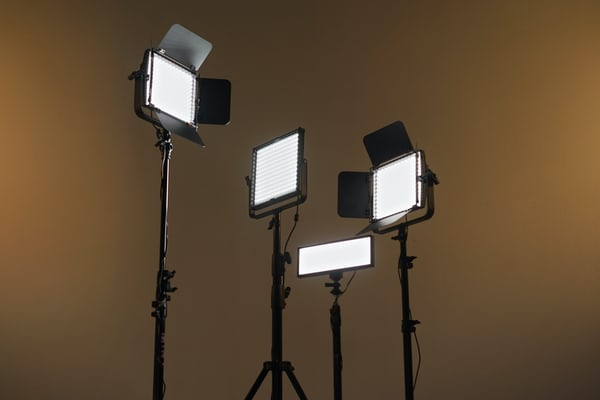 Fig7 - Top tips for the best lighting for YouTube videos