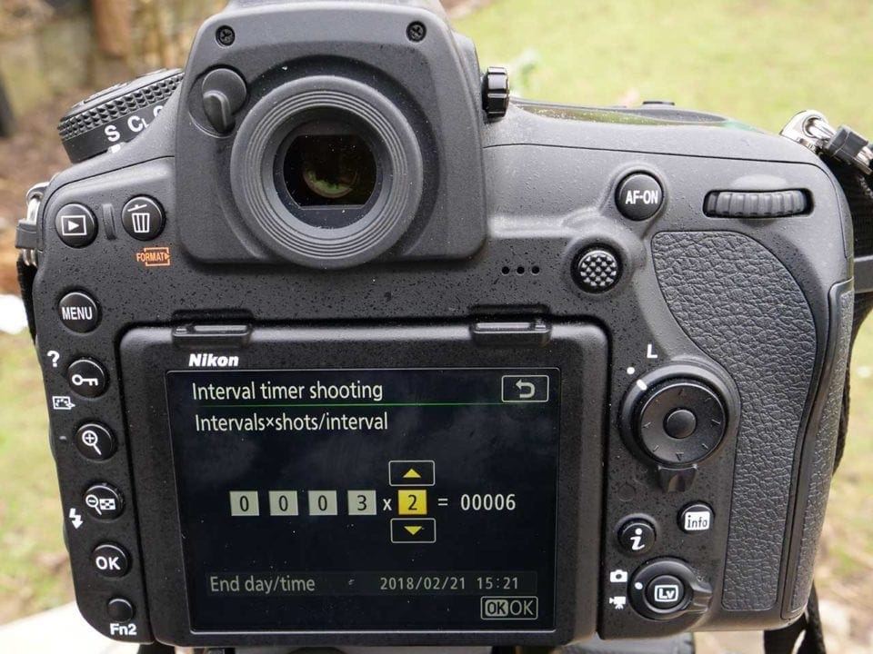 Nikon D850 timelapse tutorial interval timer movie P1011441 - How to shoot video like a pro and make your brand benefit more.